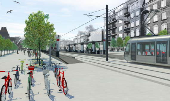 Four Light Rail Projects in Denmark